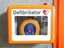 Defibrillatoren Test