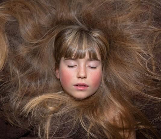 Haarverdichtung Test